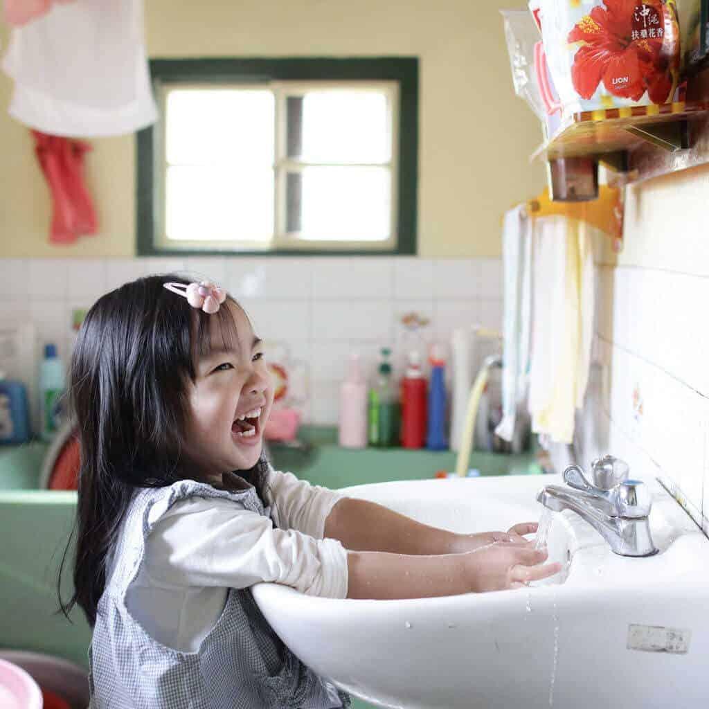 מאמר חדרי אמבטיה לילדים