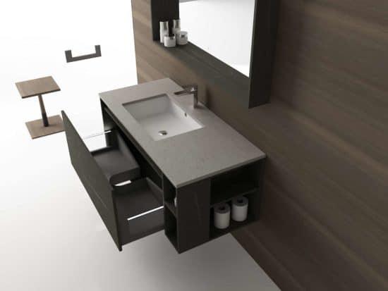 ארון אמבטיה מודרני דגם אסתר