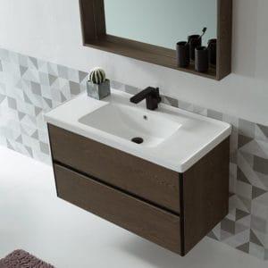 ארון אמבטיה דגם יפתח צד