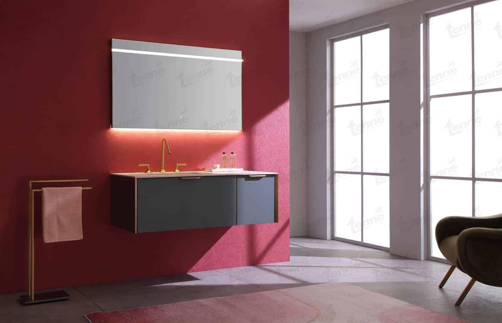 ארון אמבטיה מודרני דגם שרון
