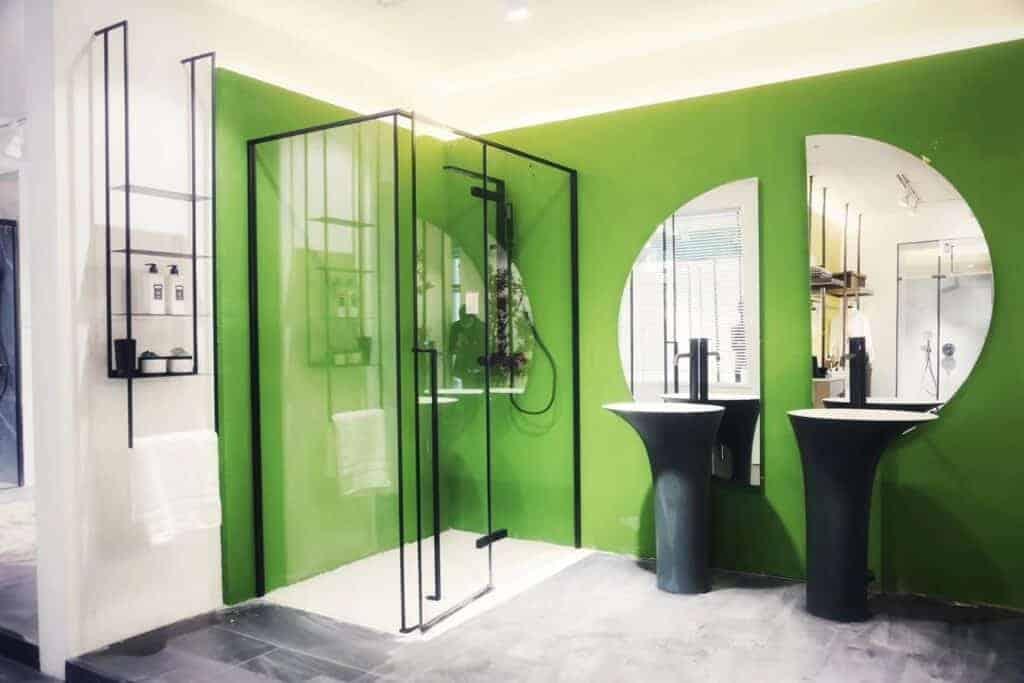 חדרי מקלחת מעוצבים למוסדות