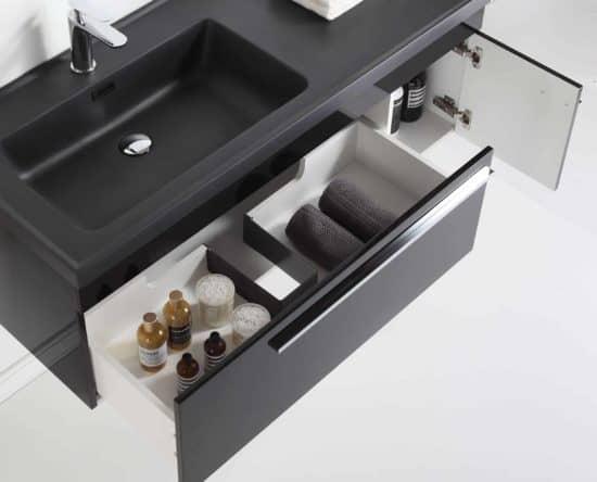 ארון אמבטיה אוניקס פתיחה