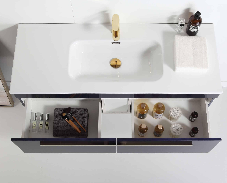 ארון אמבטיה דגם אינדיגו