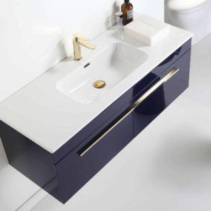 """ארון אמבטיה דגם אינדיגו 100 ס""""מ"""