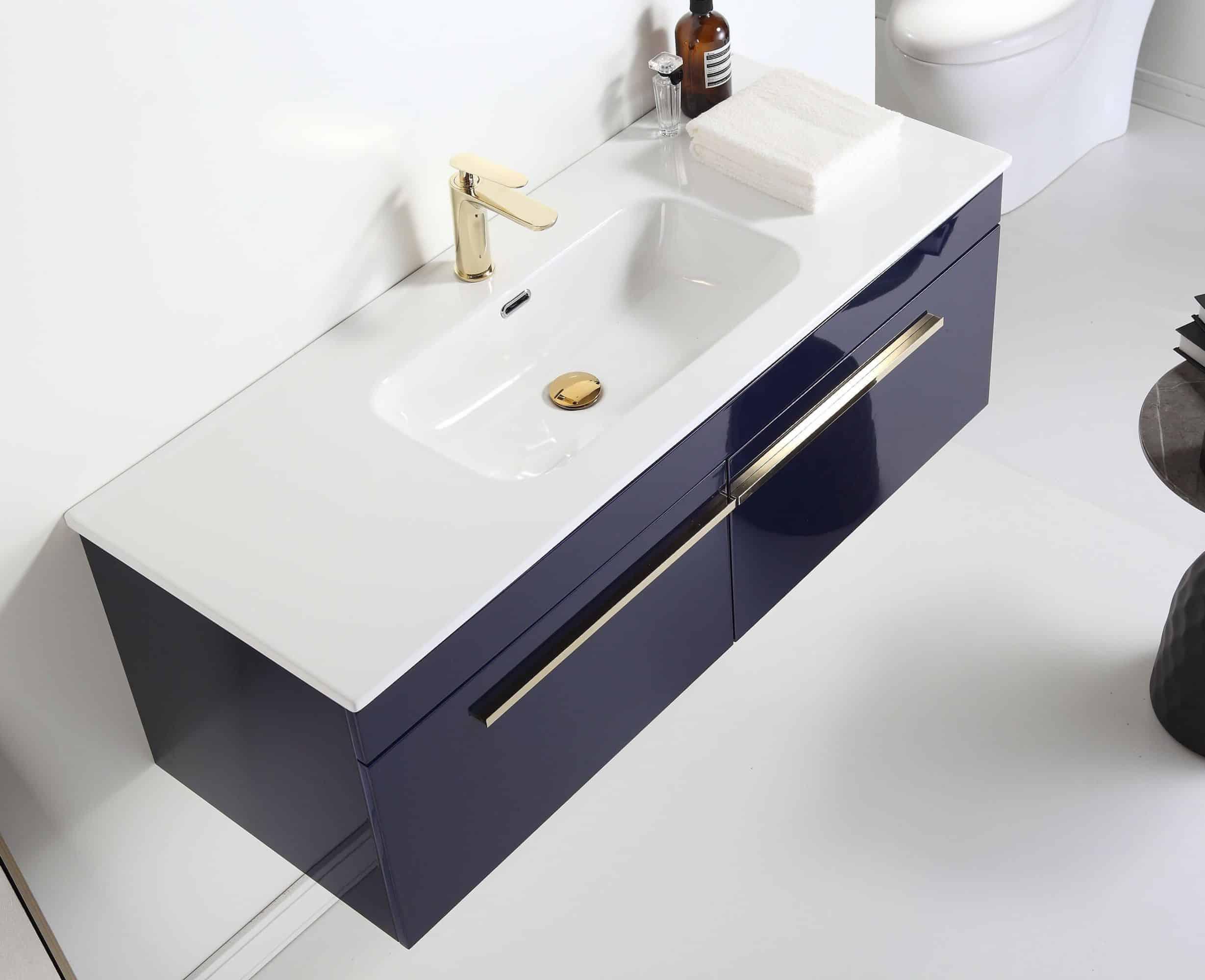 ארון אמבטיה דגם אינדיגו 100 ס