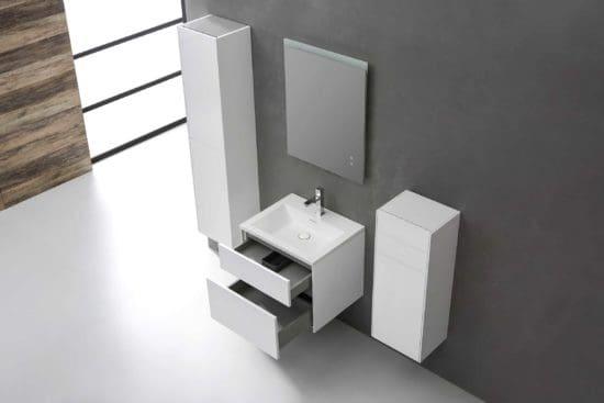ארון אמבטיה דגם מיכל, ארון תלוי