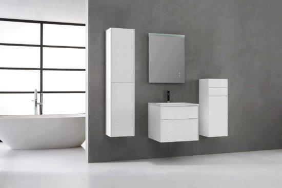 ארון אמבטיה דגם מיכל