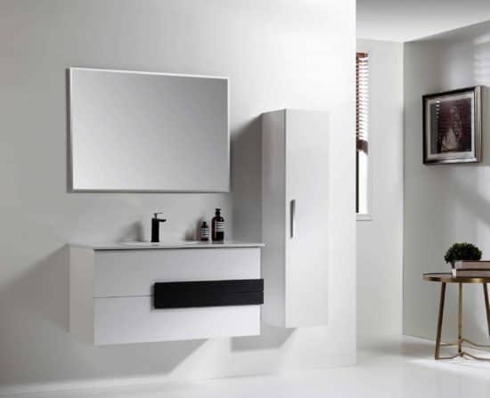 ארון אמבטיה דגם זאוס מודרני