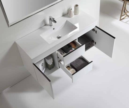 """ארון אמבטיה דגם עמית 120 ס""""מ"""