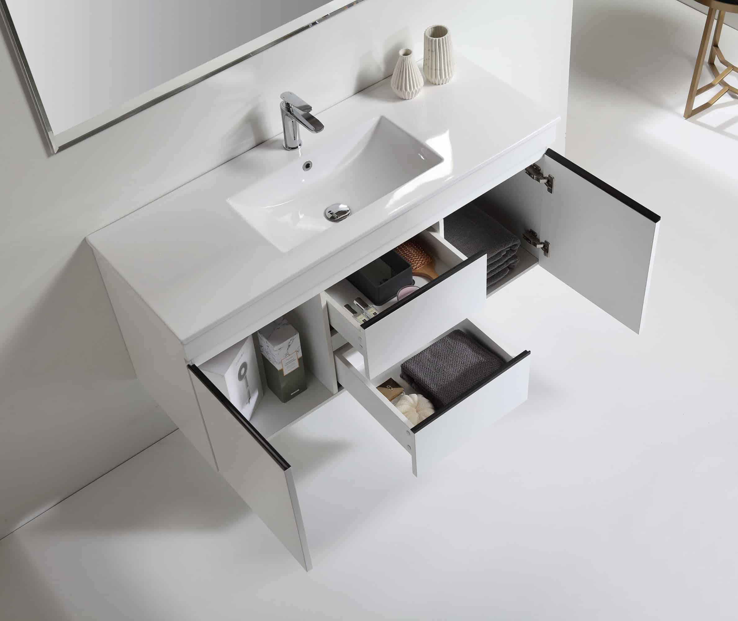 ארון אמבטיה דגם עמית 120 ס