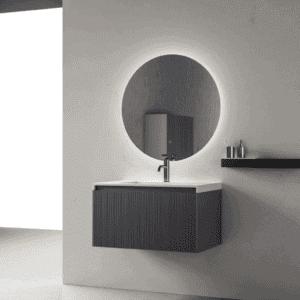 ארון אמבטיה מודרני מדגם ליין