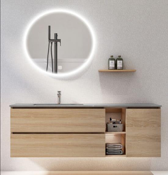 ארון אמבטיה דגם מייקל חזית