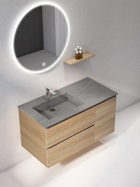 ארון אמבטיה דגם מייקל עליון