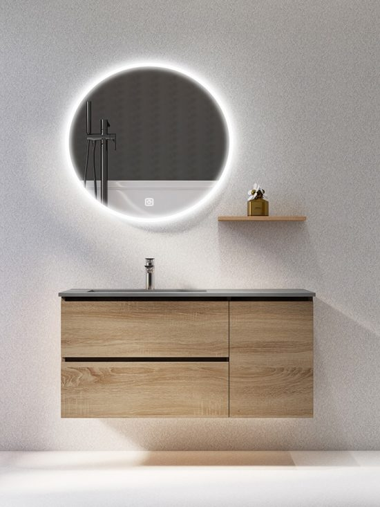 ארון אמבטיה דגם מייקל 80