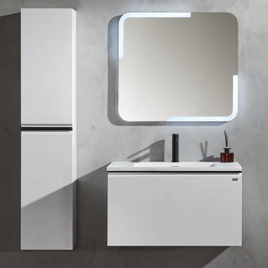 ארון אמבטיה דגם קרן