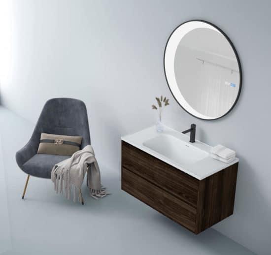 ארון אמבטיה דגם רום עליון